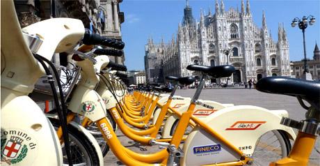 bikemi-bicicletta