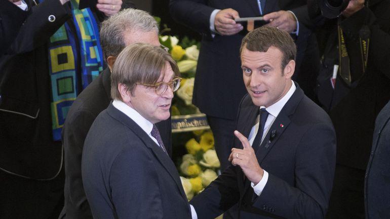 verhofstadt-macron